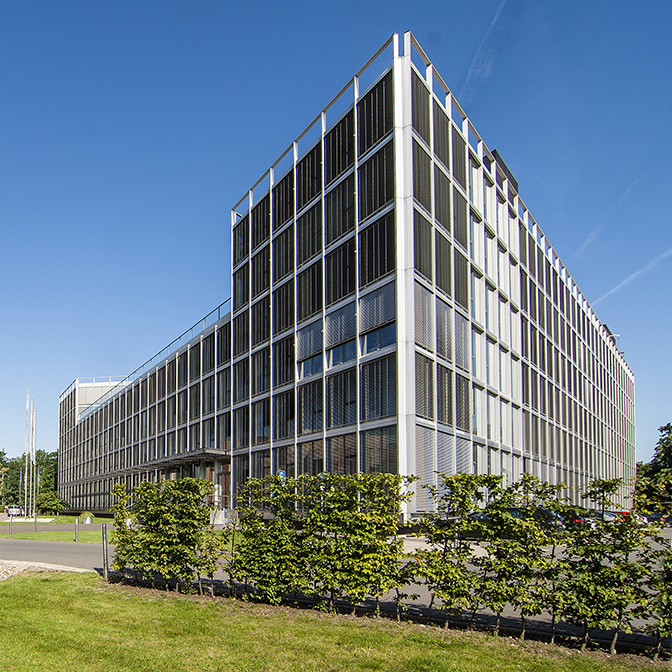 Headquater Neuss (Duitsland)